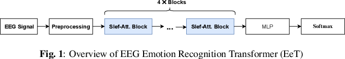 Figure 1 for Transformers for EEG Emotion Recognition