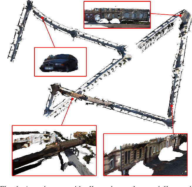 Figure 1 for Robust Dense Mapping for Large-Scale Dynamic Environments