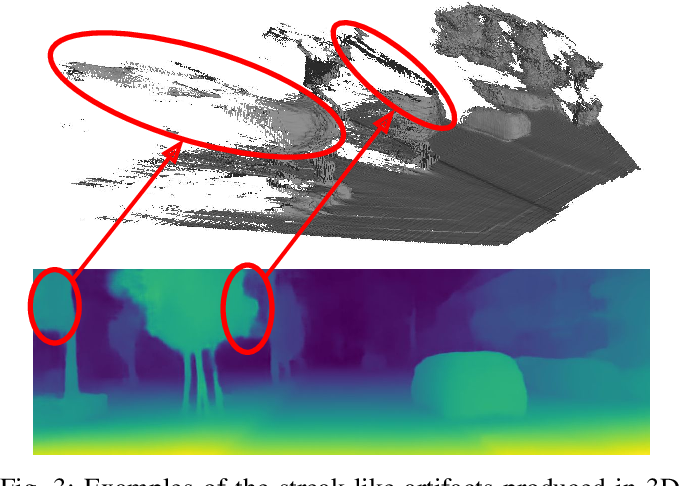 Figure 3 for Robust Dense Mapping for Large-Scale Dynamic Environments