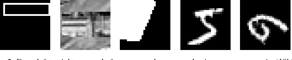 Figure 3 for Learning Multiple Levels of Representations with Kernel Machines