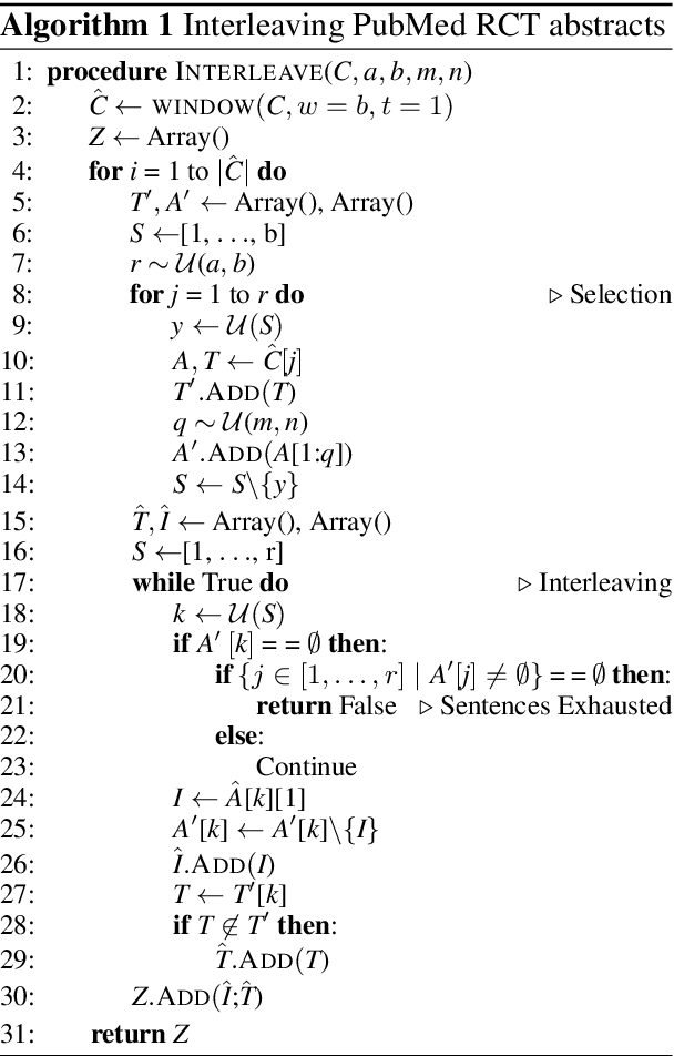Figure 2 for Generating Multi-Sentence Abstractive Summaries of Interleaved Texts
