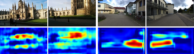 Figure 2 for Deep auxiliary learning for visual localization using colorization task