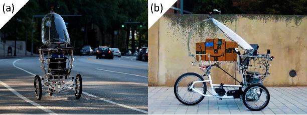 Figure 4 for Urban Swarms: A new approach for autonomous waste management