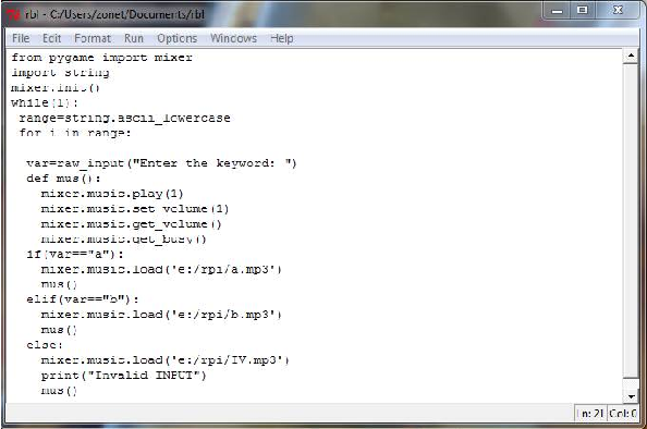 Python Soundfile Mp3