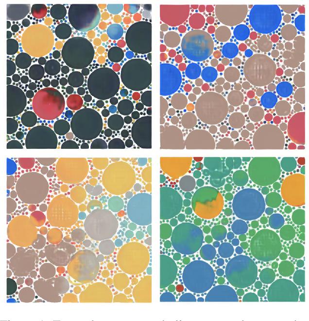 Figure 1 for Neuro-Symbolic Generative Art: A Preliminary Study