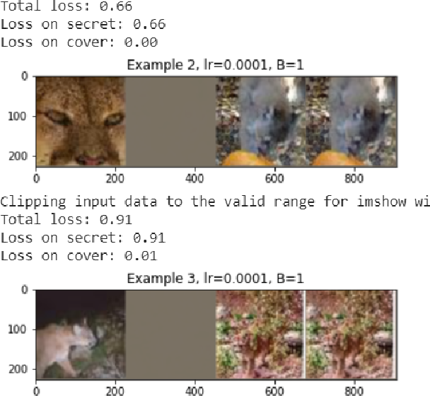 Figure 3 for Multi-Image Steganography Using Deep Neural Networks