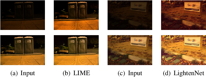 Figure 1 for Low-light Image Enhancement Algorithm Based on Retinex and Generative Adversarial Network