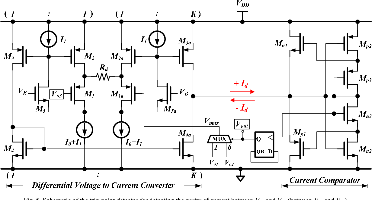 A Programmable Dual Hysteretic Window Comparator Semantic Scholar Figure 5 Circuit With Hysteresis