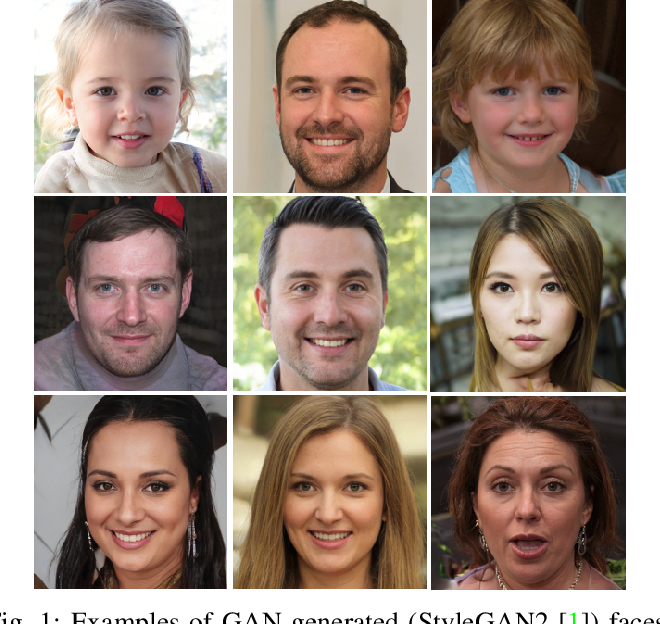 Figure 1 for Robust Attentive Deep Neural Network for Exposing GAN-generated Faces