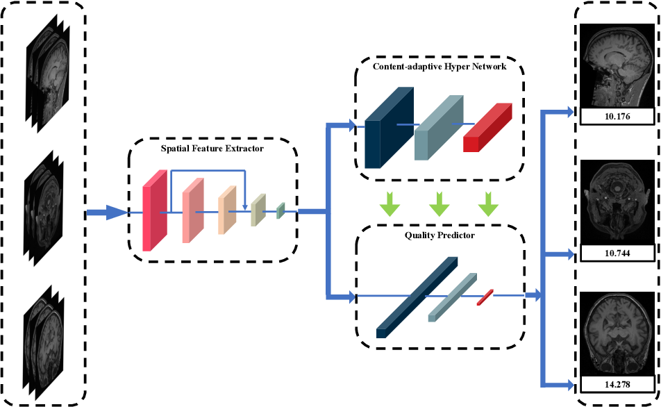 Figure 1 for Blind Image Quality Assessment for MRI with A Deep Three-dimensional content-adaptive Hyper-Network