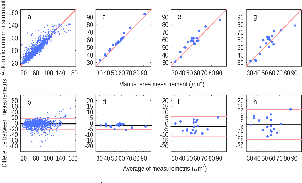 Figure 2 for Cutting out the middleman: measuring nuclear area in histopathology slides without segmentation
