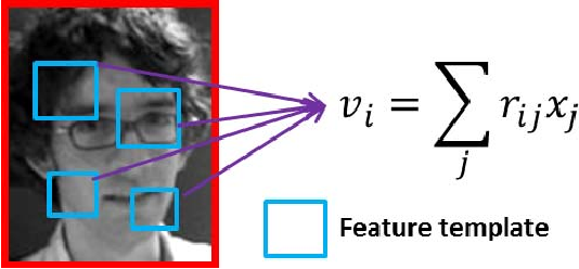 Figure 2 for Adaptive Compressive Tracking via Online Vector Boosting Feature Selection