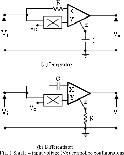 PDF] On the New Design of CFA based Voltage Controlled