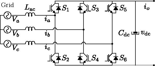 Fig. 11. ac-dc power converter.
