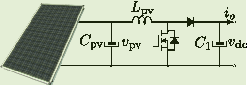 Fig. 12. PV system.