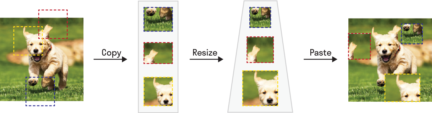 Figure 1 for InAugment: Improving Classifiers via Internal Augmentation