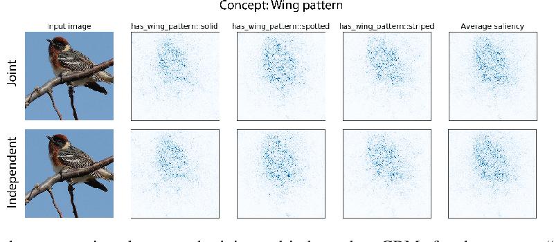 Figure 3 for Do Concept Bottleneck Models Learn as Intended?