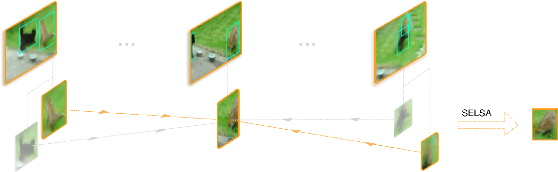 Figure 3 for Sequence Level Semantics Aggregation for Video Object Detection