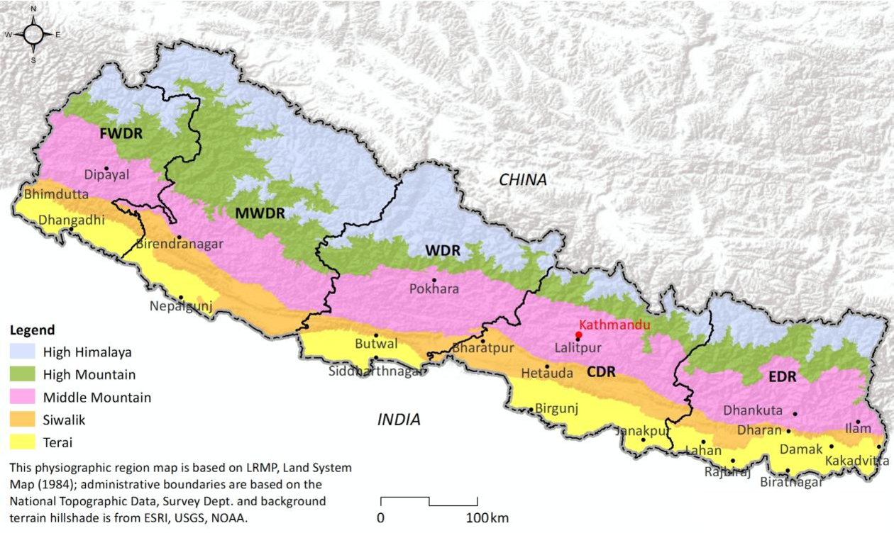Figure 1 from State of Nepal\'s forests   Semantic Scholar