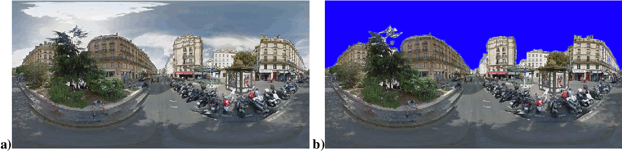 Figure 2 for Sky pixel detection in outdoor imagery using an adaptive algorithm and machine learning