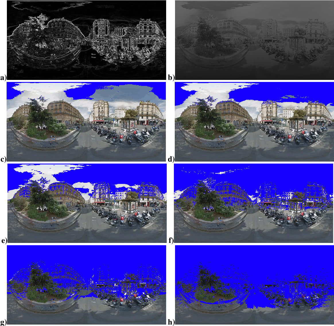 Figure 4 for Sky pixel detection in outdoor imagery using an adaptive algorithm and machine learning