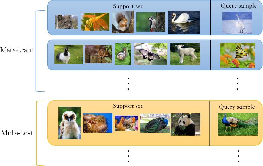 Figure 1 for Large Margin Few-Shot Learning