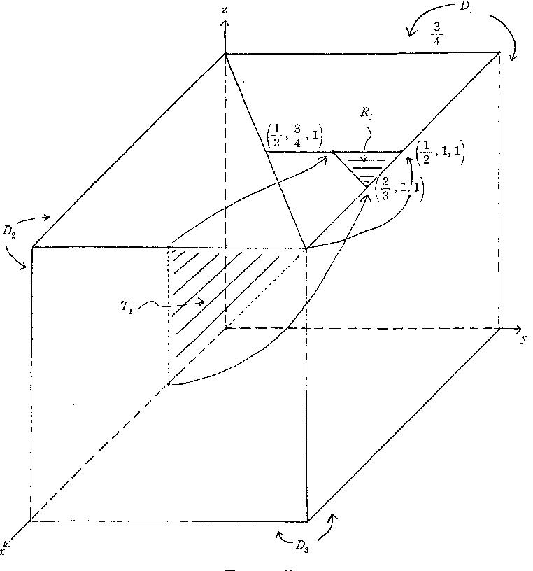 The Metrical Theory of Jacobi-Perron Algorithm