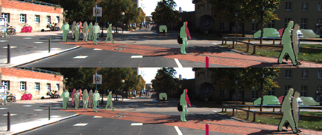 Figure 2 for Improving Video Instance Segmentation by Light-weight Temporal Uncertainty Estimates