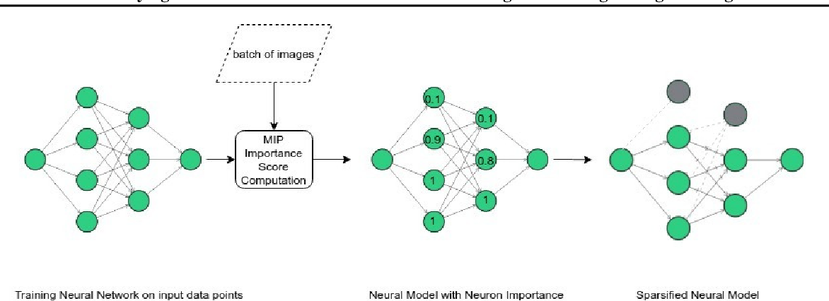 Figure 1 for Identifying Critical Neurons in ANN Architectures using Mixed Integer Programming