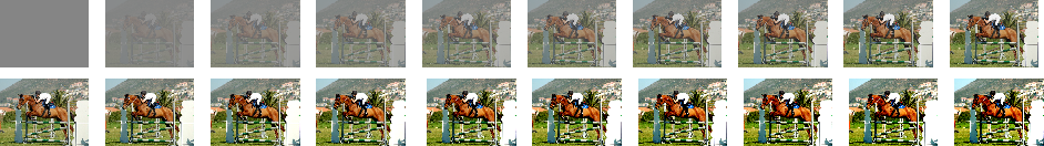 Figure 4 for Reinforcement Learning for Improving Object Detection