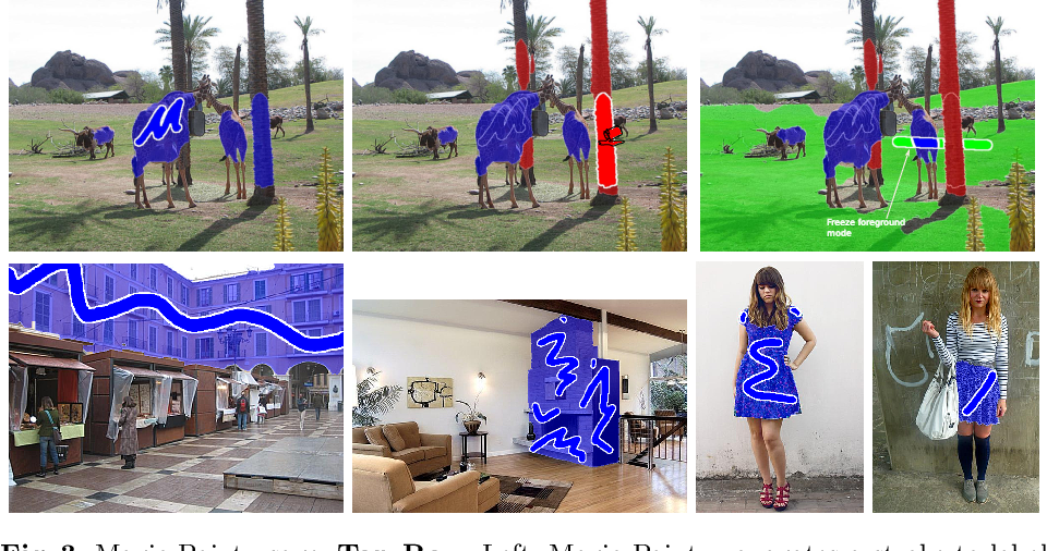 Figure 3 for Efficient Full Image Interactive Segmentation by Leveraging Within-image Appearance Similarity