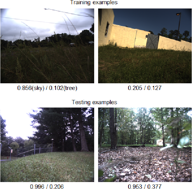 Figure 1 for Memory-based Semantic Segmentation for Off-road Unstructured Natural Environments