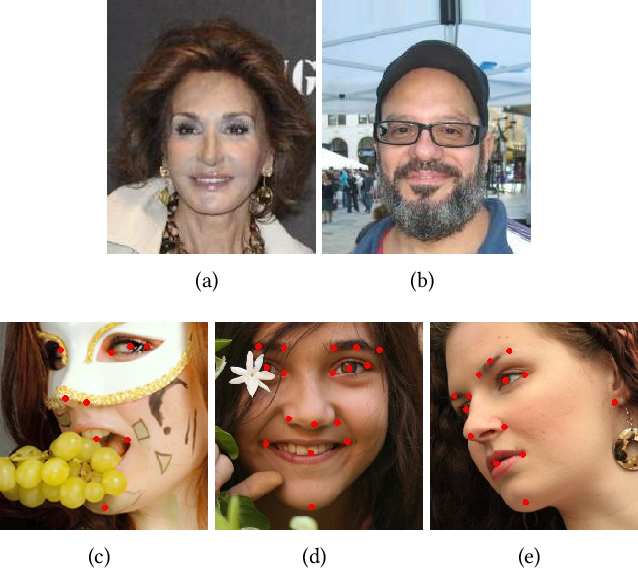 Figure 1 for Multiple Face Analyses through Adversarial Learning