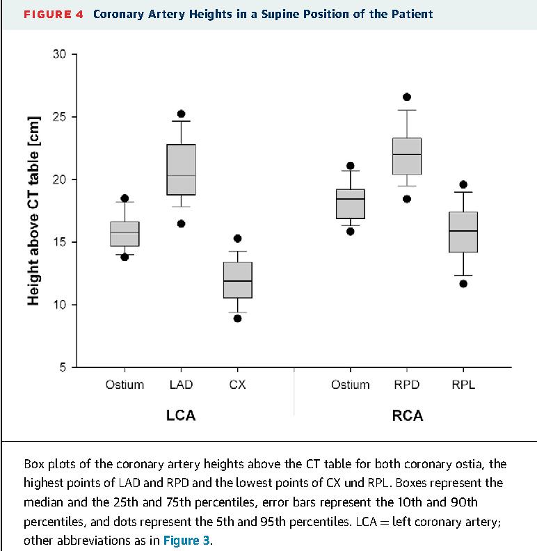 Effect of Coronary Anatomy and Hydrostatic Pressure on Intracoronary ...