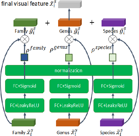 Figure 3 for Multi-Knowledge Fusion for New Feature Generation in Generalized Zero-Shot Learning