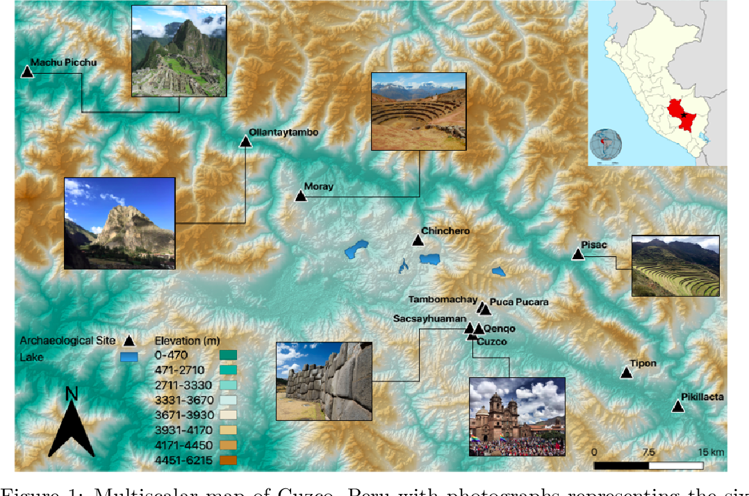 Figure 1 for Learning Patterns of Tourist Movement and Photography from Geotagged Photos at Archaeological Heritage Sites in Cuzco, Peru