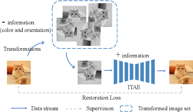 Figure 1 for Inverse-Transform AutoEncoder for Anomaly Detection