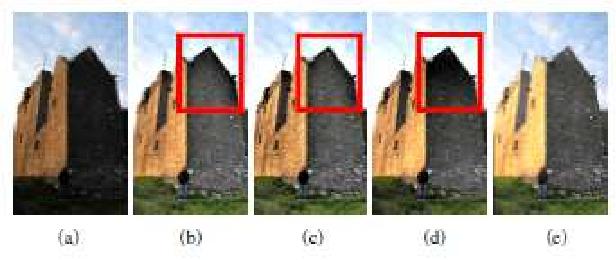 Figure 4 for Ground-truth dataset and baseline evaluations for image base-detail separation algorithms