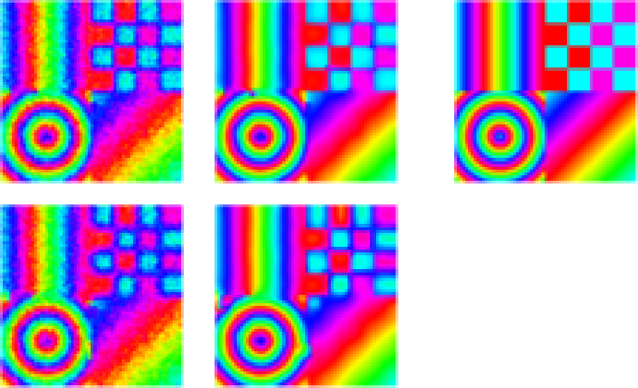Figure 3 for Variational Regularization of Inverse Problems for Manifold-Valued Data