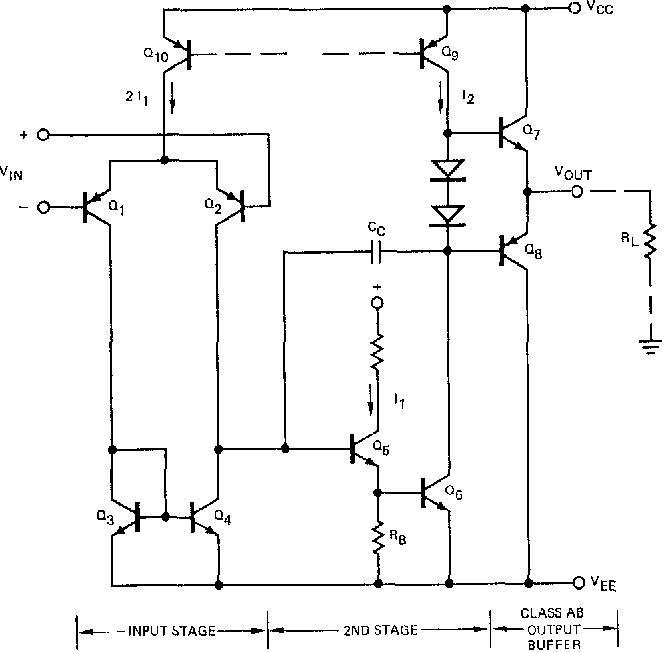 Figure 1 from The monolithic op amp: a tutorial study