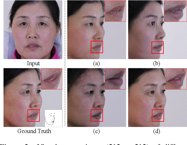 Figure 2 for High Fidelity Face Manipulation with Extreme Pose and Expression