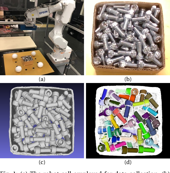 Figure 1 for ROBI: A Multi-View Dataset for Reflective Objects in Robotic Bin-Picking