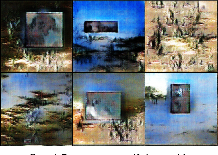 Figure 4 for Unsupervised data augmentation for object detection