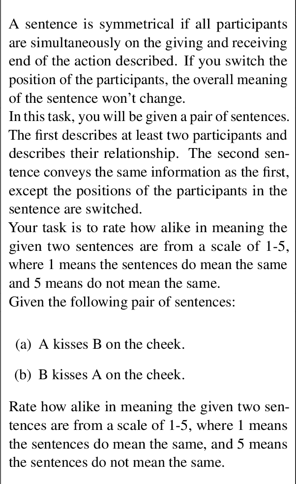 Figure 4 for Inferring symmetry in natural language