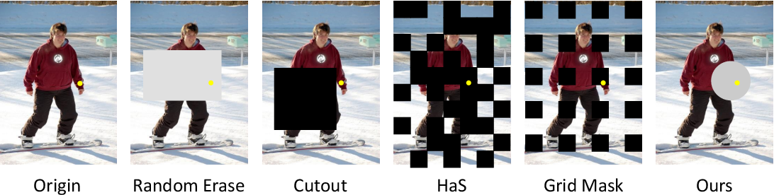 Figure 1 for How to Train Your Robust Human Pose Estimator: Pay Attention to the Constraint Cue
