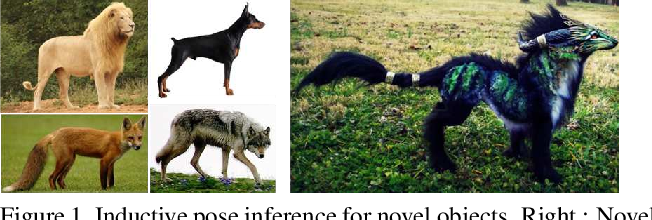 Figure 1 for Pose Induction for Novel Object Categories