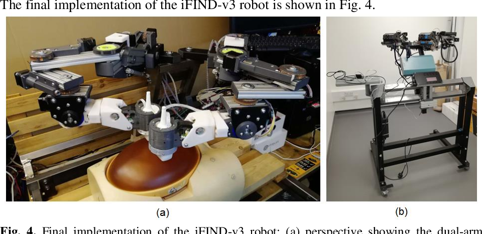 Figure 4 for Robotic-assisted Ultrasound for Fetal Imaging: Evolution from Single-arm to Dual-arm System