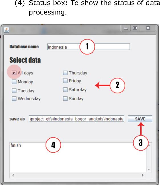 GTFS-Viz: tool for preprocessing and visualizing GTFS data