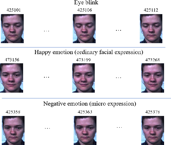 Figure 3 for Micro-expression spotting: A new benchmark