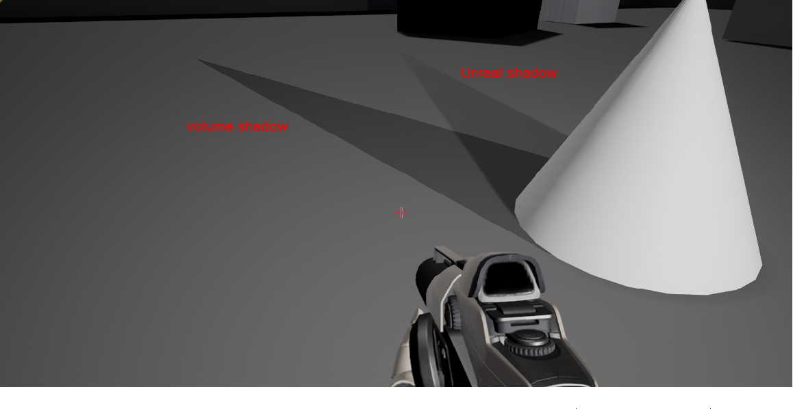 Figure 4 5 from Shadow Volumes in Unreal Engine 4 An exploratory
